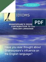 Idioms Presentation