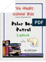 Lapbook Oso Polar
