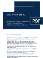 LTE and beyond