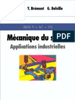 Mécanique du Solide. Applications Industrielles [Dunod]