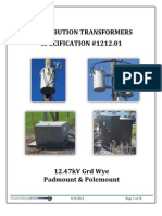 Padmount & Overhead Distribution Transformers