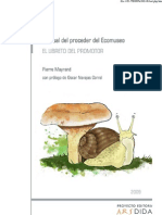 Manual de Proceder Del Ecomuseo