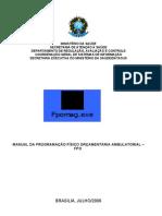 Manual da FPO Magnética