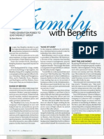 Sheakley HR Solutions Featured in Cincinnati Magazine Feb 2013 . . . Afidence Quote