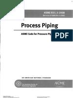ASME B31-3-2008
