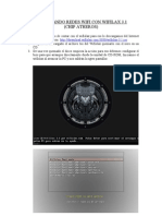 Crackeando Redes Wifi Con Wifilax 3.1