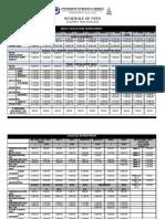 Uploads Admin Schedule of Fees