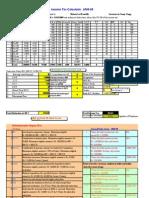 Income Tax 2008-09