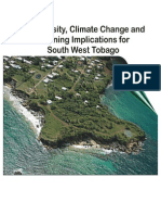 Biodiversity, Climate Change and Planning Implications for South West Tobago
