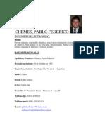 Curriculum Pablo