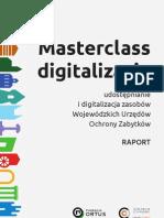 Masterclass Digitalizacja Final