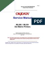 OKIDATA 590-591