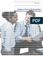 Business Process Restructuring