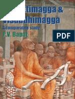 Vimuttimagga-Visuddhimagga