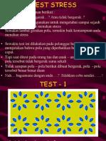 TEST STRESS