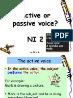 Passive Voice NI2