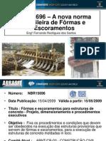 Norma Brasileira de Formas e Escoramentos
