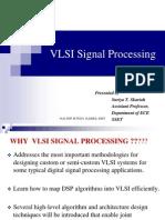 VLSI Signal Processing