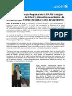 Gobierno y Consejo Regional de la RAAN trabajan en la Política de la Niñez y presentan resultados  de encuesta sobre niñez indígena y afro-descendiente