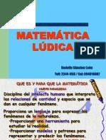 Matemática Lúdica..