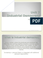industrial democracy