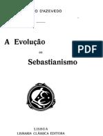 A evolução do Sebastianismo, por Lúcio de Azevedo
