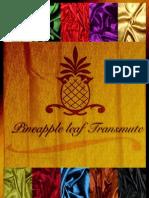 sec2 seat 17 Pineapple Leaf Transmute Co.,Ltd.