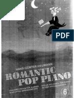 HGH-Romantic Pop Piano - Vol. 06 (Easy)