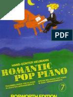 HGH-Romantic Pop Piano - Vol. 07 (Easy)