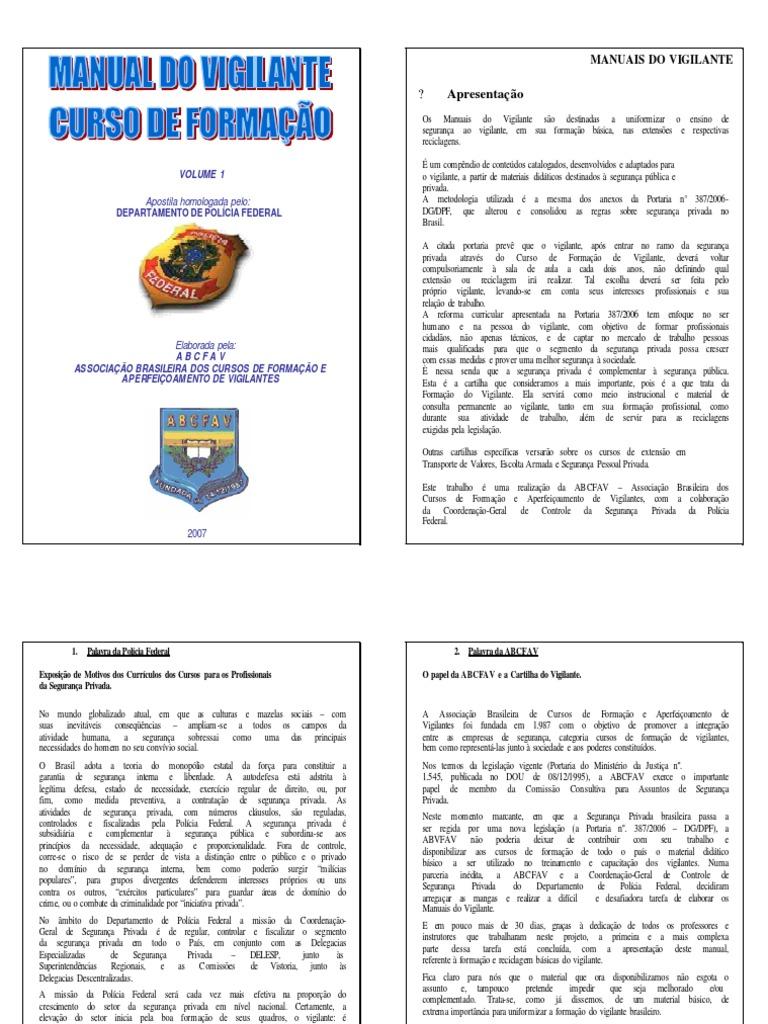 53ed3ab96ba Manual Do Vigilante-PF