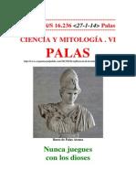 (6) Ciencia y Mitología - Palas