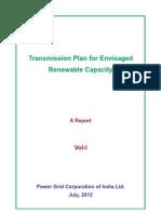 Transmission Plan for Renewable Energy