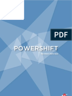 Power Shift Europe ('11) Strategy Paper