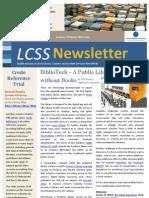 DBS Library Newsletter Jan 2013