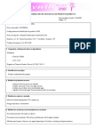 FISPQ- Glicerina