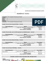 ALAC - Orçamento 1384-2013