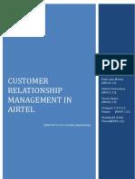 Airtel CRM