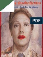 92018613 Josefina Fernandez Cuerpos Desobedientes Travestismo e Identidad de Genero 2004 Argentina
