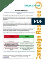 M&E Campaign Resource
