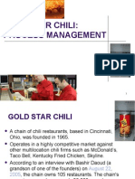 Gold Star Chilli Case