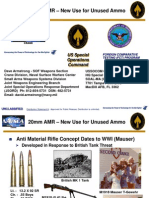 20mm AMR – New Use for Unused Ammo