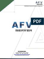 Manual do  Usuário_AFV Server