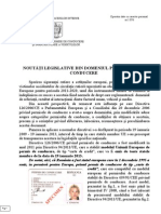 DRPCIV Noutati Legislative Privind Permisele de Conducere18ian2013