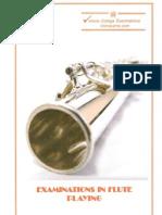 VCM Flute Syllabus