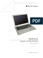 Apple MacBook Air Service Manual