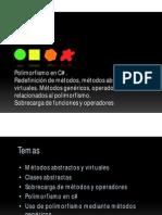 Polimorfismon c#