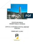 Annual Report for 2012