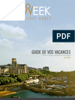 Guide de Vacances Keyweek  - Biarritz