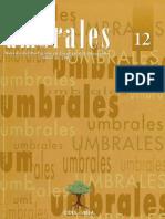 Revista Umbrales12. Revista del Postgrado en Ciencias del Desarrollo CIDES UMSA. La Paz Bolivia.pdf