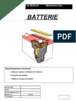 3D Batterie